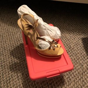 People will stop and stare at these gorgeous heels